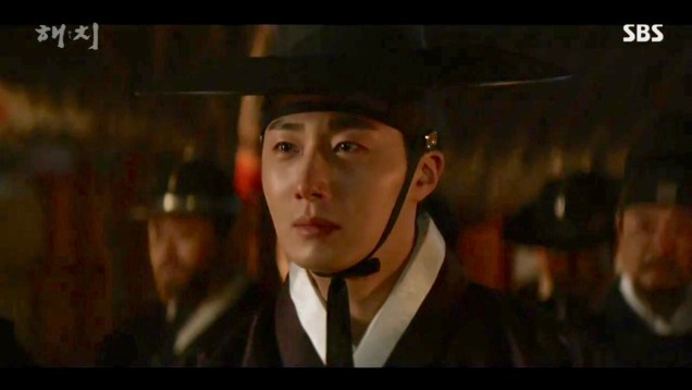 2019 3 12 Jung Il-woo in Haechi Episode 10. 18