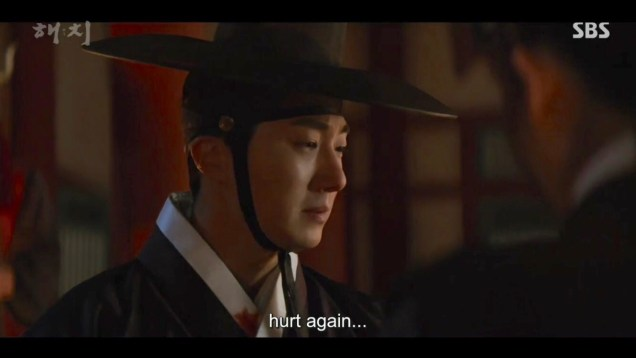 2019 3 12 Jung Il-woo in Haechi Episode 10. 20