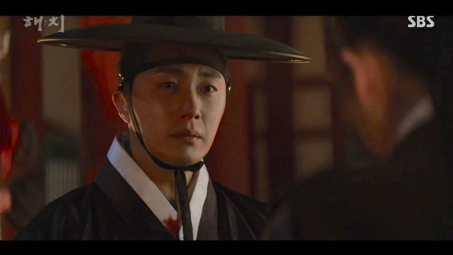 2019 3 12 Jung Il-woo in Haechi Episode 10. 21