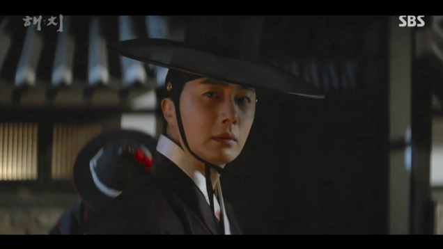 2019 3 12 Jung Il-woo in Haechi Episode 10. 26