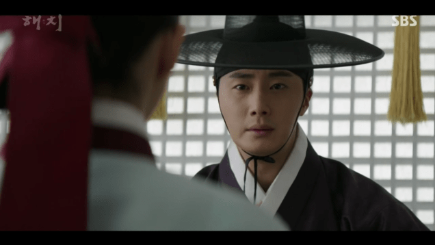 2019 3 12 Jung Il-woo in Haechi Episode 10. 35