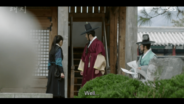 2019 3 12 Jung Il-woo in Haechi Episode 10. 53