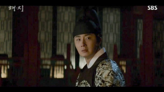 2019 3 12 Jung Il-woo in Haechi Episode 10. 86