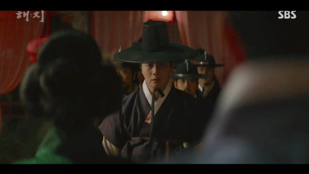 2019 3 12 Jung Il-woo in Haechi Episode 10. 9