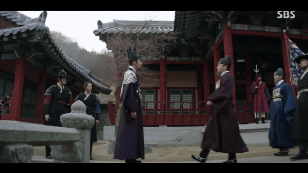 2019 3 12 Jung Il-woo in Haechi Episode 10. 90