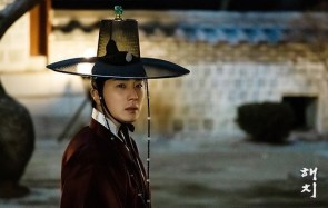 2019 3 12 Jung Il-woo in Haechi Episode 10. Behind the Scenes. 3