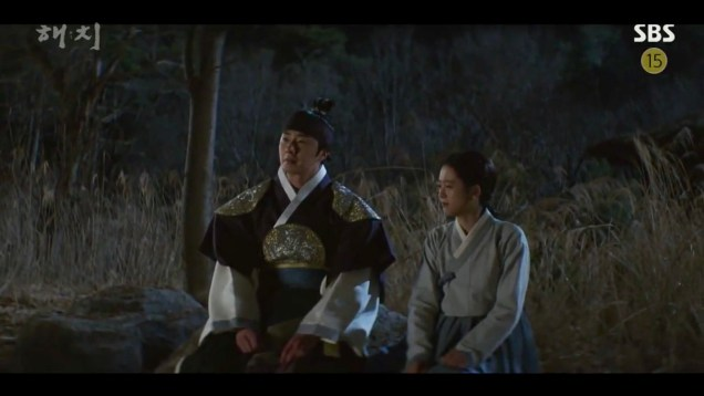 2019 3 18. Jung Il-woo in Haechi Episode 11. Cr. SBS 102