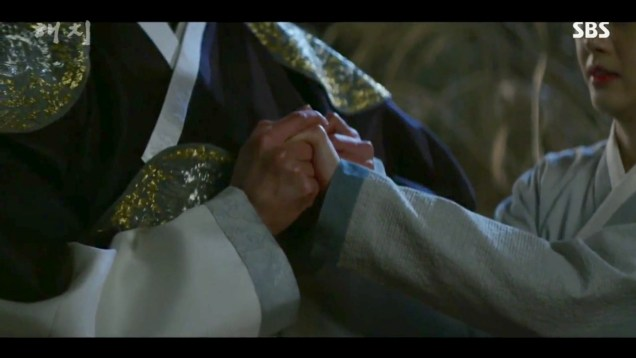 2019 3 18. Jung Il-woo in Haechi Episode 11. Cr. SBS 106