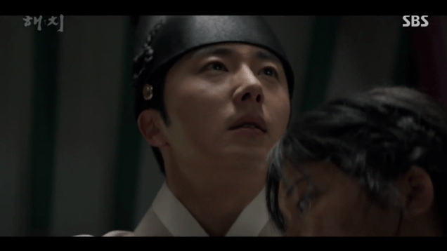 2019 3 18. Jung Il-woo in Haechi Episode 11. Cr. SBS 15