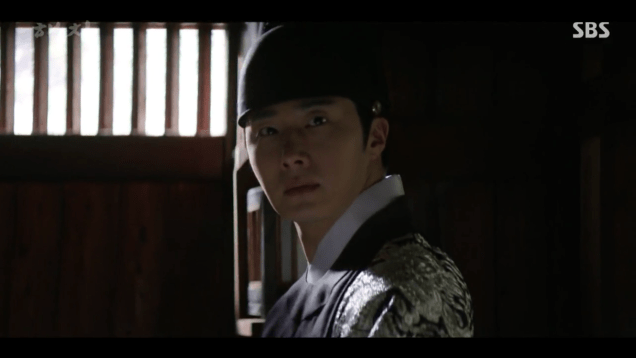 2019 3 18. Jung Il-woo in Haechi Episode 11. Cr. SBS 21