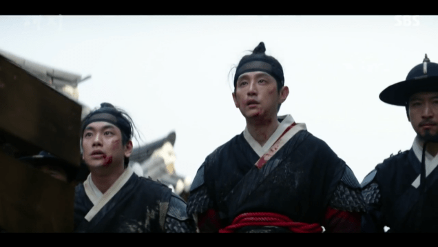 2019 3 18. Jung Il-woo in Haechi Episode 11. Cr. SBS 27