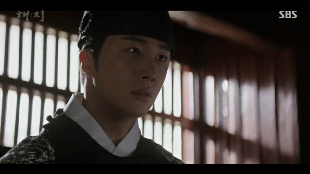 2019 3 18. Jung Il-woo in Haechi Episode 11. Cr. SBS 3