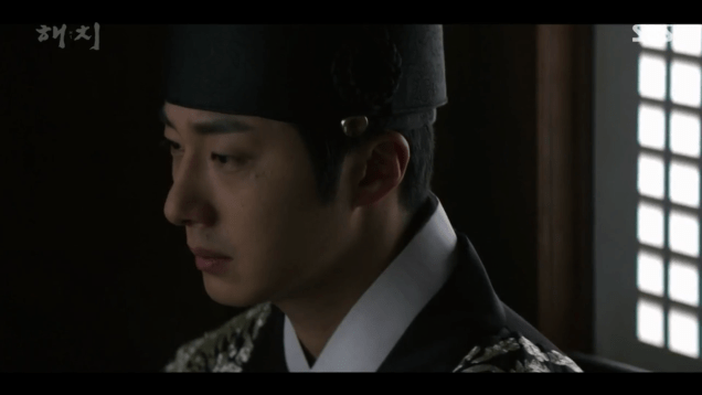 2019 3 18. Jung Il-woo in Haechi Episode 11. Cr. SBS 31