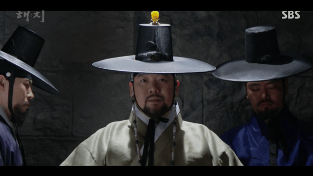 2019 3 18. Jung Il-woo in Haechi Episode 11. Cr. SBS 33
