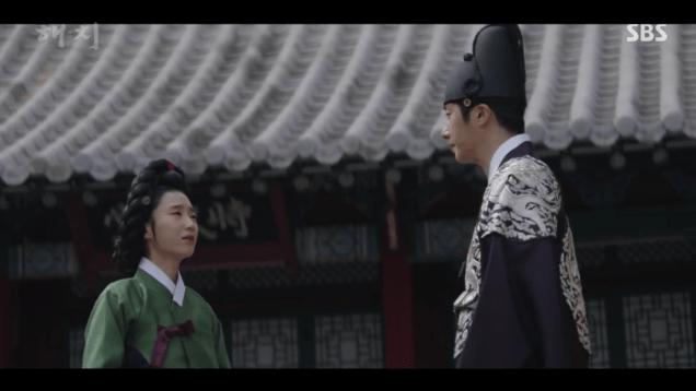 2019 3 18. Jung Il-woo in Haechi Episode 11. Cr. SBS 42