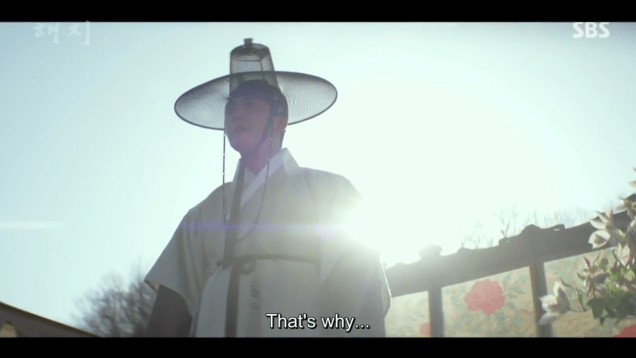 2019 3 18. Jung Il-woo in Haechi Episode 11. Cr. SBS 54