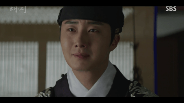 2019 3 18. Jung Il-woo in Haechi Episode 11. Cr. SBS 58