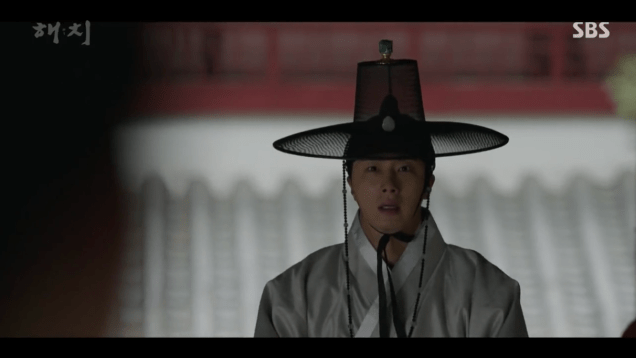 2019 3 18. Jung Il-woo in Haechi Episode 11. Cr. SBS 66