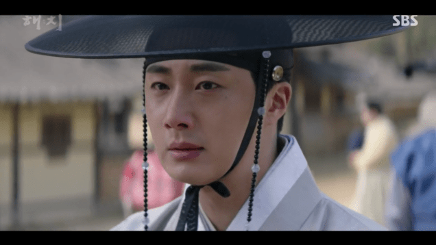 2019 3 18. Jung Il-woo in Haechi Episode 11. Cr. SBS 78
