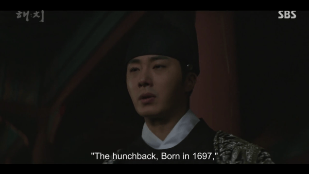 2019 3 18. Jung Il-woo in Haechi Episode 11. Cr. SBS 84