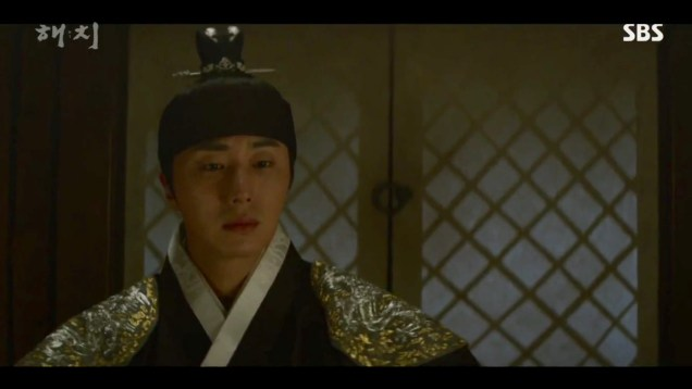 2019 3 18. Jung Il-woo in Haechi Episode 11. Cr. SBS 87