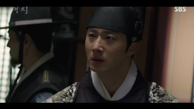 2019 3 18. Jung Il-woo in Haechi Episode 11. Cr. SBS 9