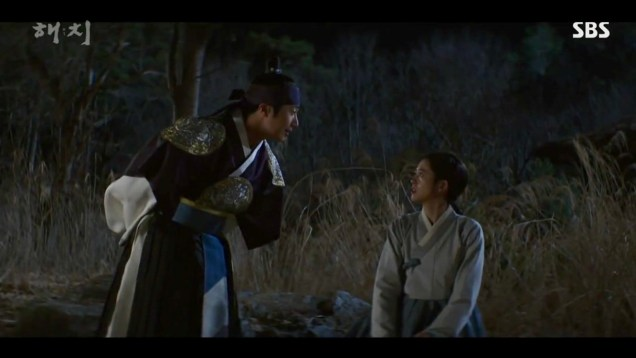 2019 3 18. Jung Il-woo in Haechi Episode 11. Cr. SBS 99