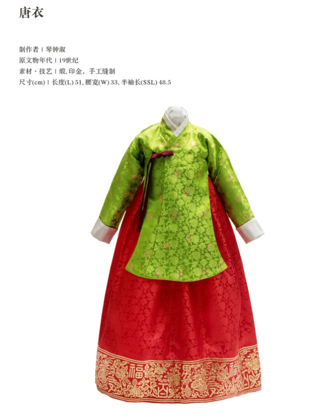 2019 3 29 Korean Traditional Costume Exhibit at the China Silk Museum in China.  34.jpg