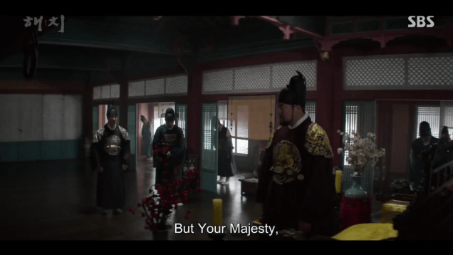 2019 3 31 Jung Il-woo in Haechi Episode 13 (25-26) 12