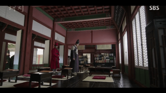 2019 3 31 Jung Il-woo in Haechi Episode 13 (25-26) 22