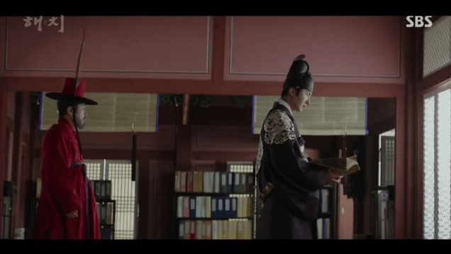 2019 3 31 Jung Il-woo in Haechi Episode 13 (25-26) 24
