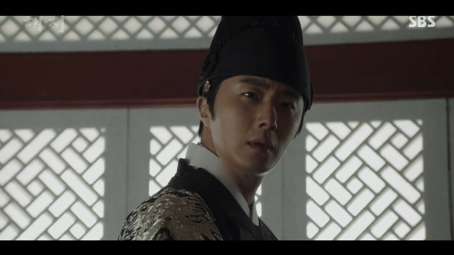 2019 3 31 Jung Il-woo in Haechi Episode 13 (25-26) 28
