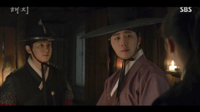 2019 3 31 Jung Il-woo in Haechi Episode 13 (25-26) 4