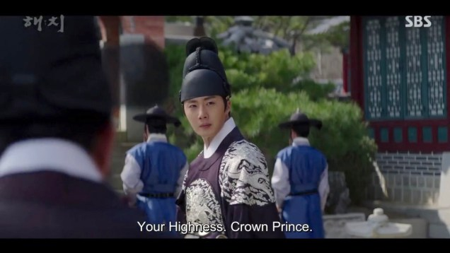 2019 3 31 Jung Il-woo in Haechi Episode 13 (25-26) 49