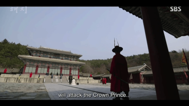 2019 3 31 Jung Il-woo in Haechi Episode 13 (25-26) 74
