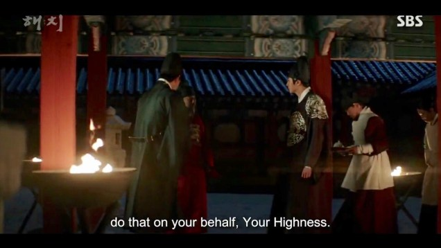 2019 3 31 Jung Il-woo in Haechi Episode 13 (25-26) 9