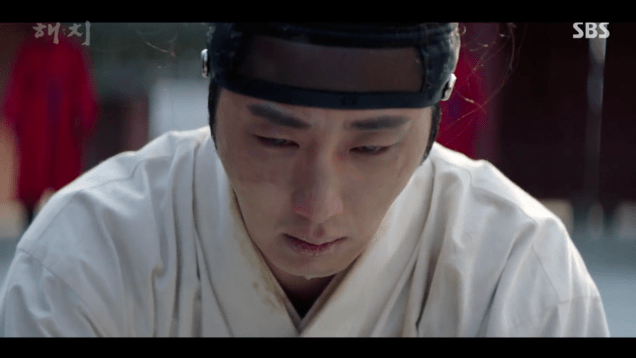 2019 3 31 Jung Il-woo in Haechi Episode 13 (25-26) 92