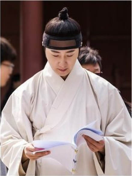 2019 3 31 Jung Il-woo in Haechi Episode 13 (25-26) Website Photos and Behind the Scenes. 6