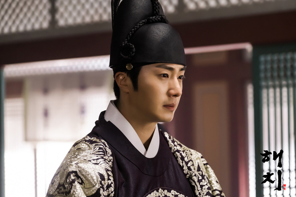 2019 3 31 Jung Il-woo in Haechi Episode 13 (25-26) Website Photos and Behind the Scenes. 8