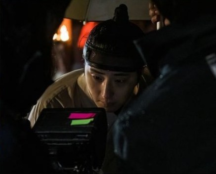 2019 3 31 Jung Il-woo in Haechi Episode 13 (25-26) Website Photos and Behind the Scenes. 9