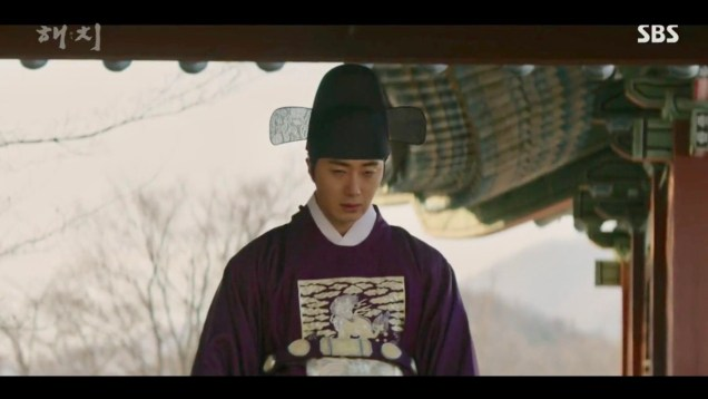 2019 3 8 Jung Il-woo in Haechi Episode 8. 18
