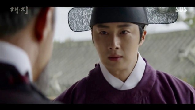 2019 3 8 Jung Il-woo in Haechi Episode 8. 24
