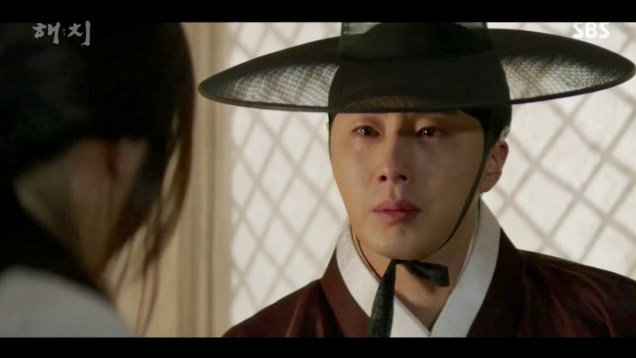 2019 3 8 Jung Il-woo in Haechi Episode 8. 30