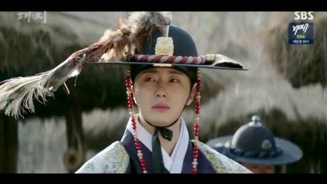 2019 3 8 Jung Il-woo in Haechi Episode 8. 48