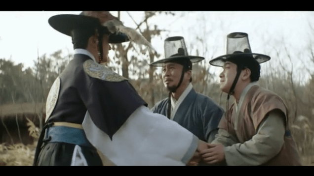 2019 3 8 Jung Il-woo in Haechi Episode 8. 57