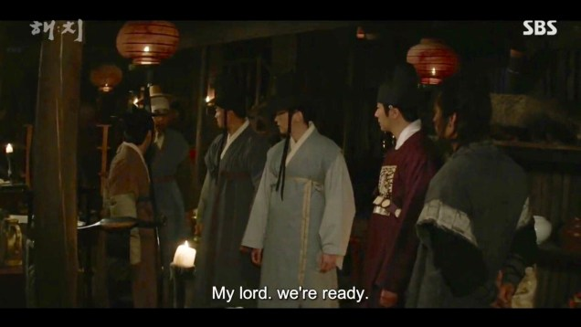 2019 3 8 Jung Il-woo in Haechi Episode 8. 7