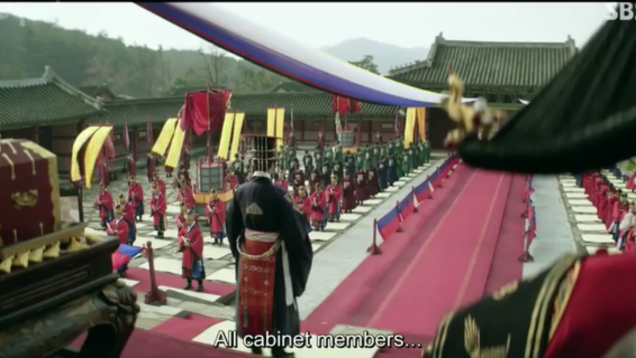 2019 3 8 Jung Il-woo in Haechi Episode 8. 90