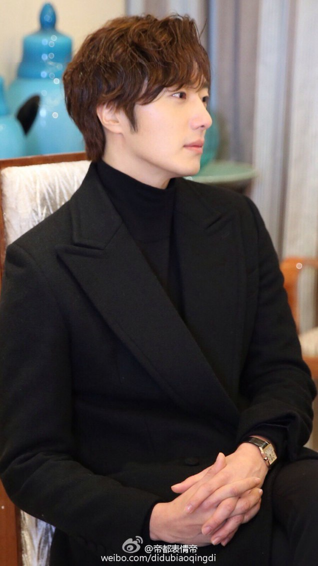 2015 10 Jung Il-woo in an Interview of Beautiful Woman : Beauty Dream. 11