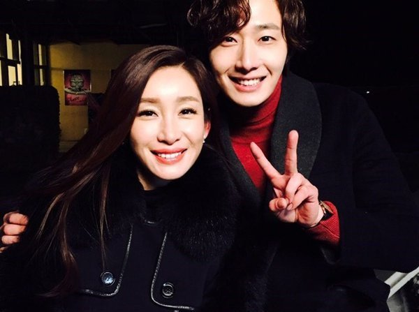 2015 10 Jung Il-woo in Beautiful Woman : Beauty Dream Behind the Scenes 1.jpg