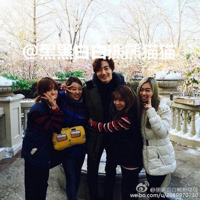 2015 Beautiful Woman, Beauty Dream. With Fans. 4
